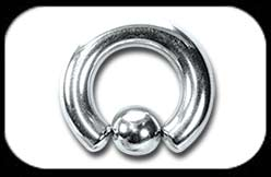 Ball Closure Ring 12mm