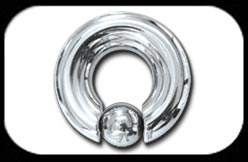 Ball Closure Ring 12mm clip in ball