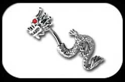 Silver Dragon Belly Bar