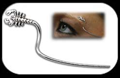 Eyebrow Bar 1.2mm Scorpion