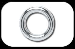 Segment Ring 2mm to 5mm 12ga to 4 ga
